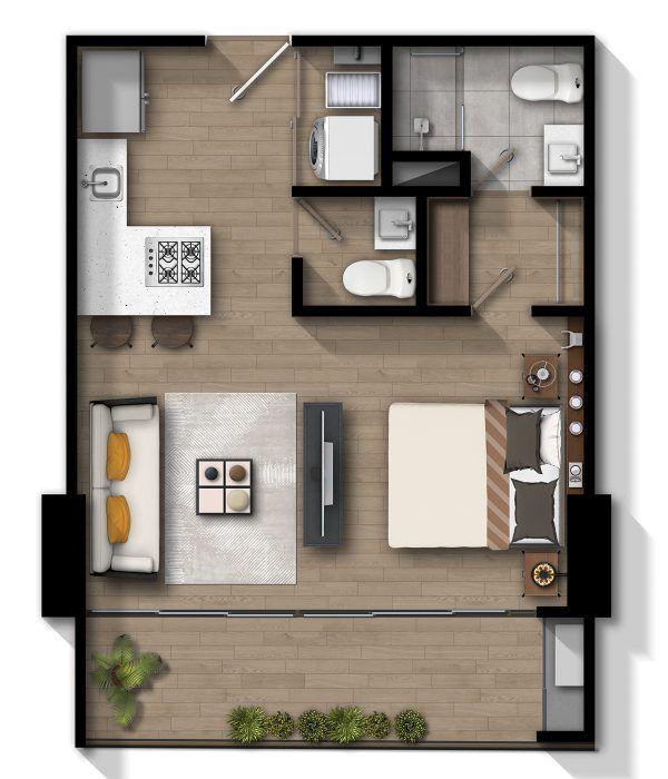 Apartamento A3