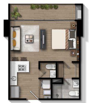 Apartamento A4