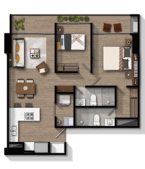 Apartamento E1