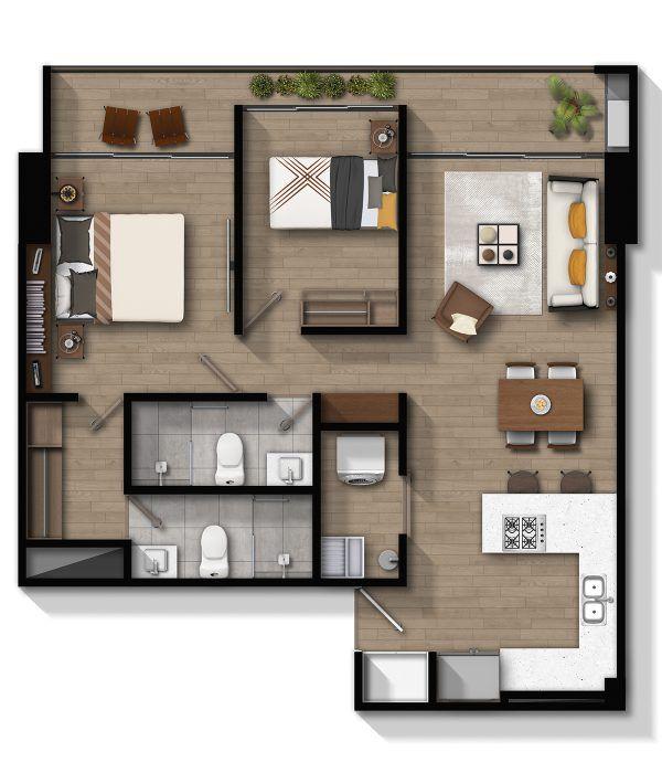 Apartamento E2