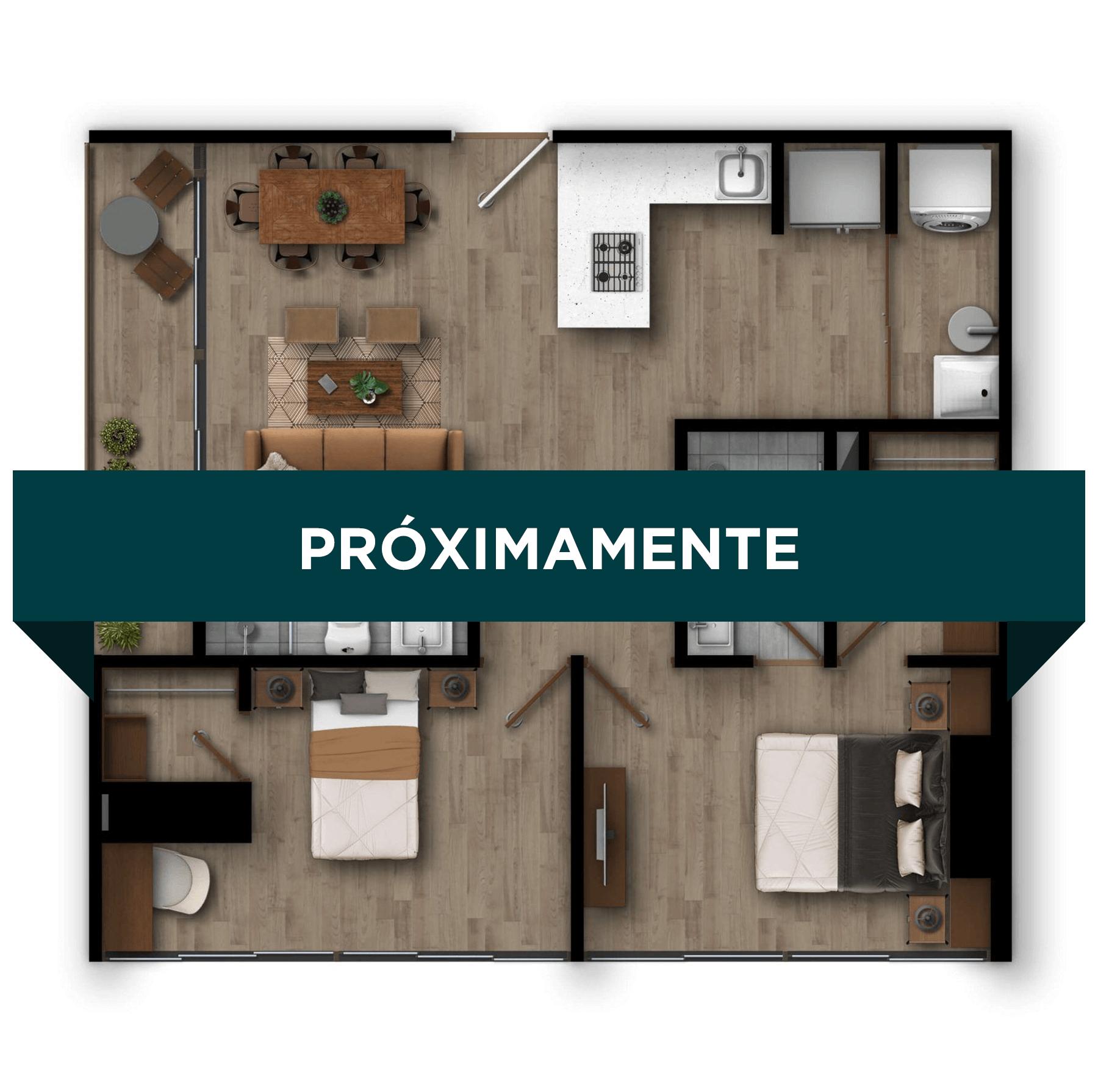 Apartamento C Inspira