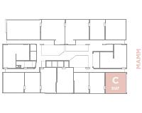 Apartamento Corriente - Plano sur