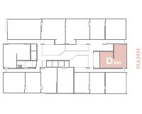 Apartamento D - Norte - Plano