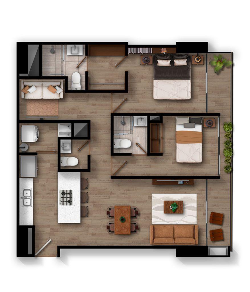 Apartamento D Infinita