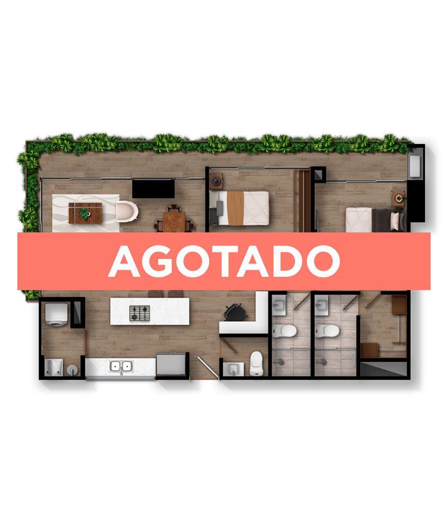 Apartamento E Infinita
