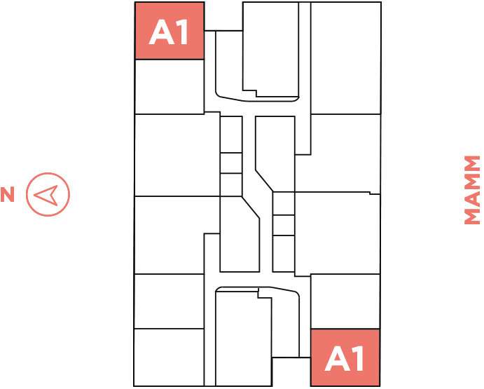 Visual - Aparamento A1