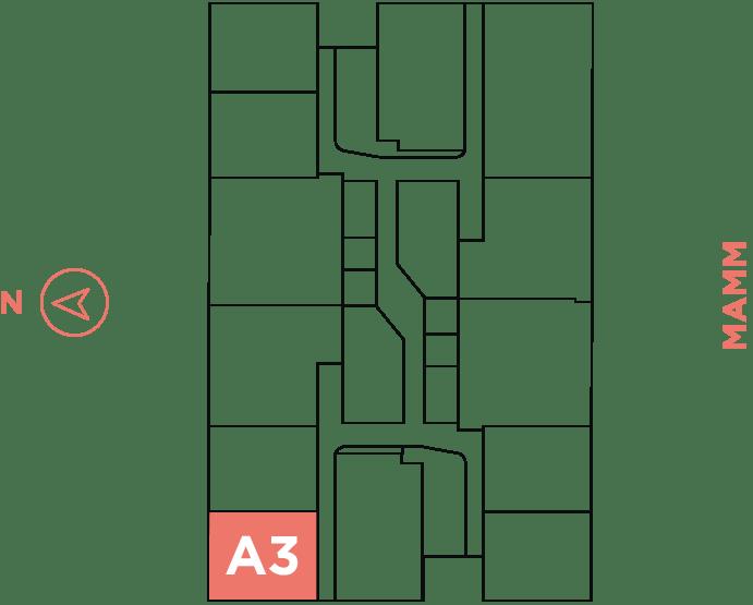 Visual - Aparamento A3 - Infinita