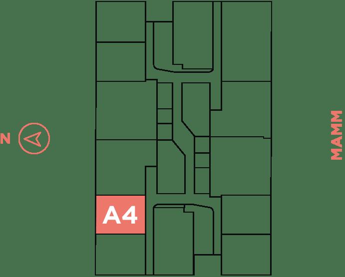Visual - Aparamento A4 - Infinita