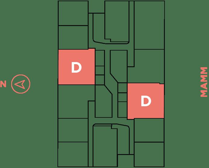 Visual - Aparamento D - Infinita