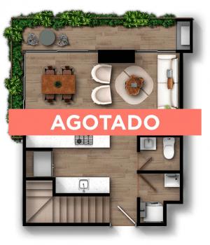Apartamento F3 - Infinita