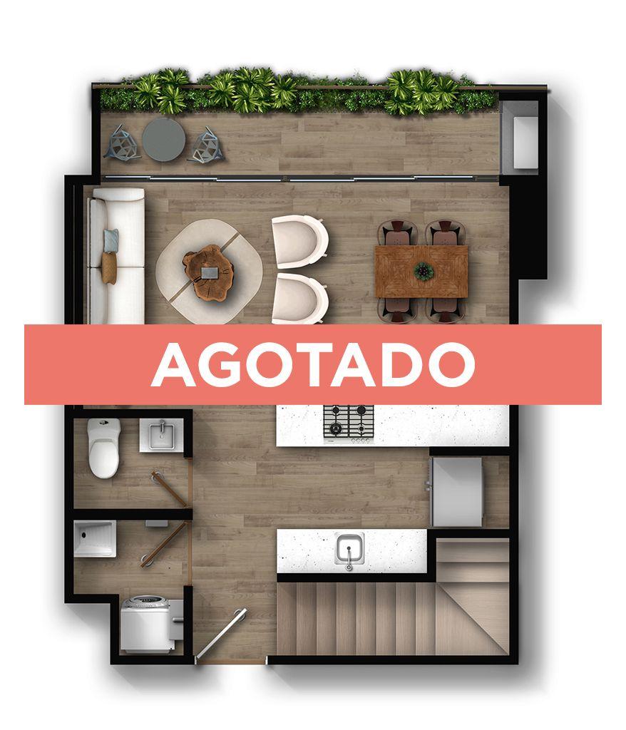 Apartamento F4 Infinita