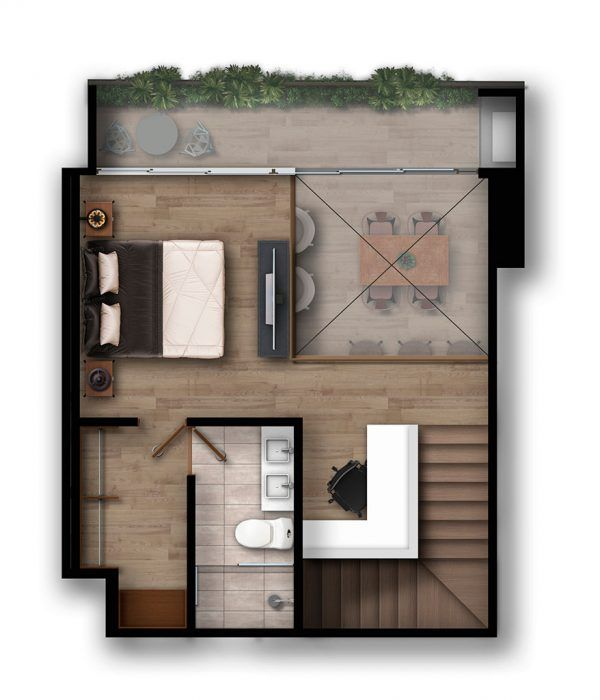 Apartamento F4 - Infinita