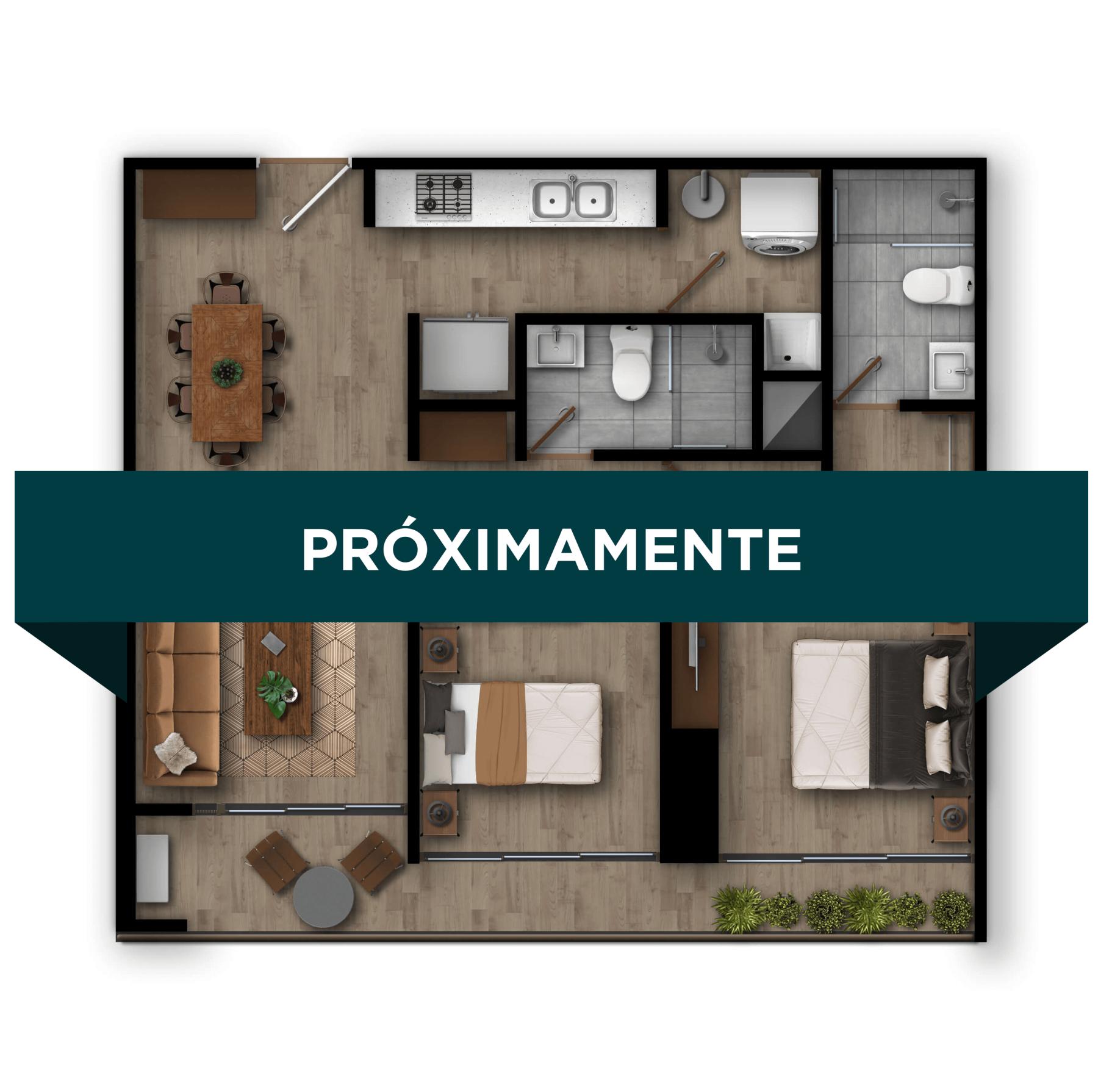 Apartamento G Inspira
